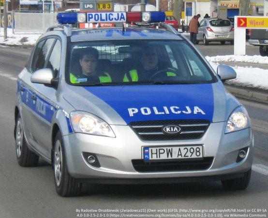 Policja Giżycko: Wiosenna aura na drogach – apelujemy o rozwagę!