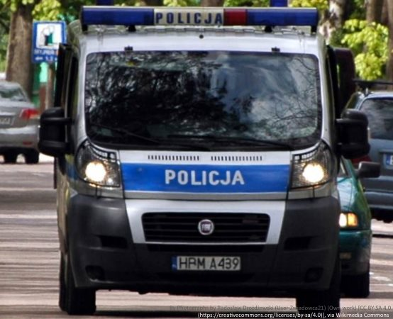 Policja Giżycko: Życzenia Świąteczne i Noworoczne Komendanta Powiatowego Policji w Giżycku mł. insp. Przemysława Rawy