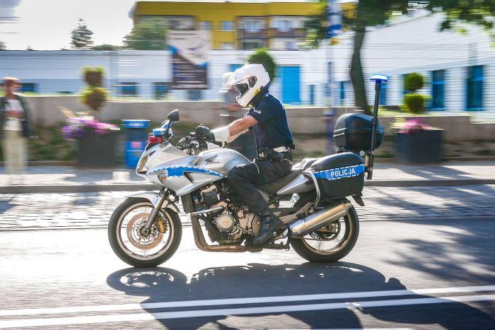 Policja Giżycko: Okradał sklepy - odpowie przed sądem